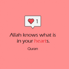 تصویر نوشته / what is in your hearts